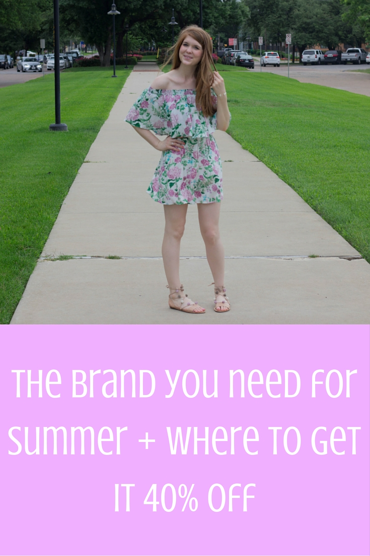 show me your mumu, riffraff, poppies and cream, memorial day sales, shopriffraff, travel style, florals, summer style