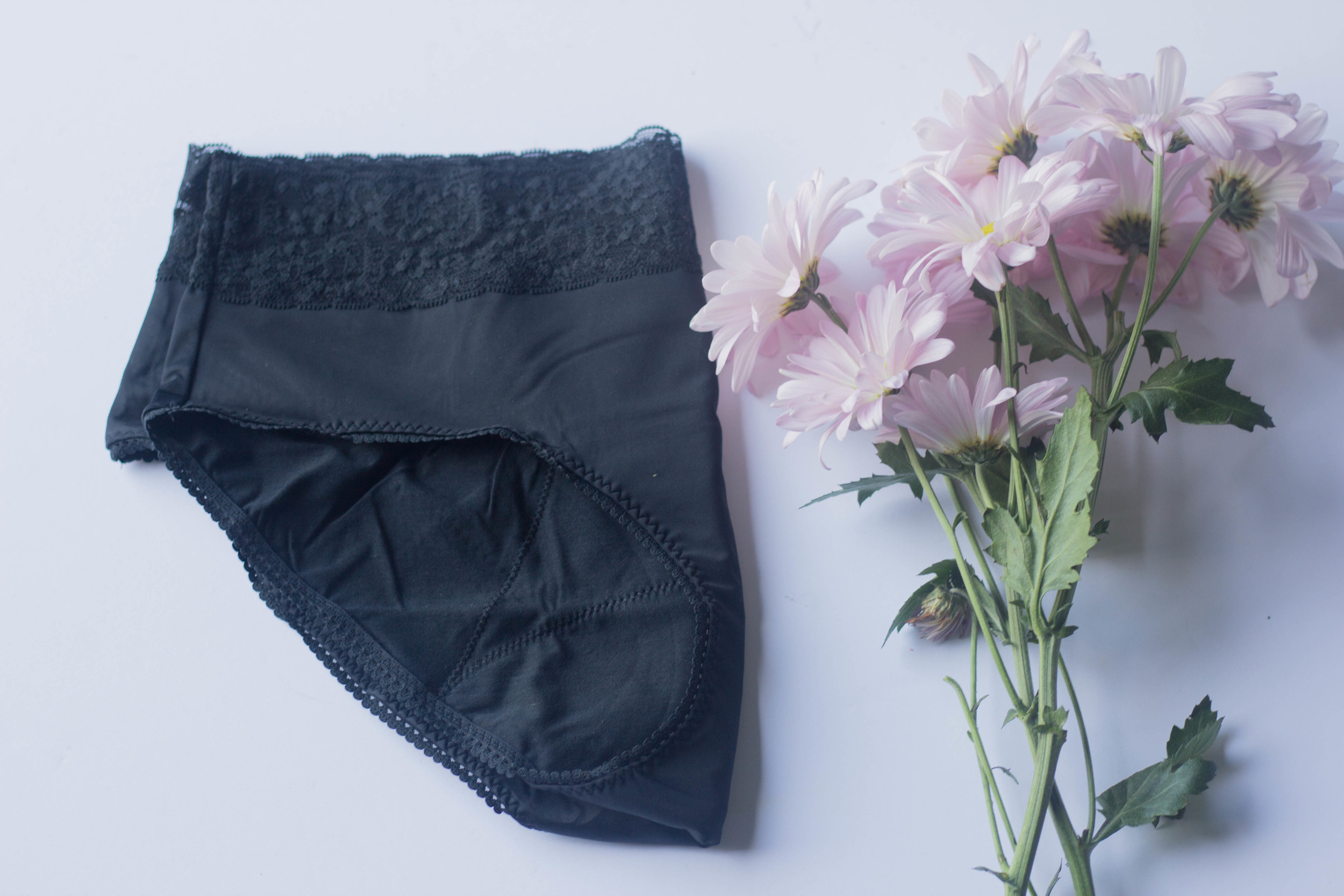 thinx, period underwear, undies, women, menstruation, period panties
