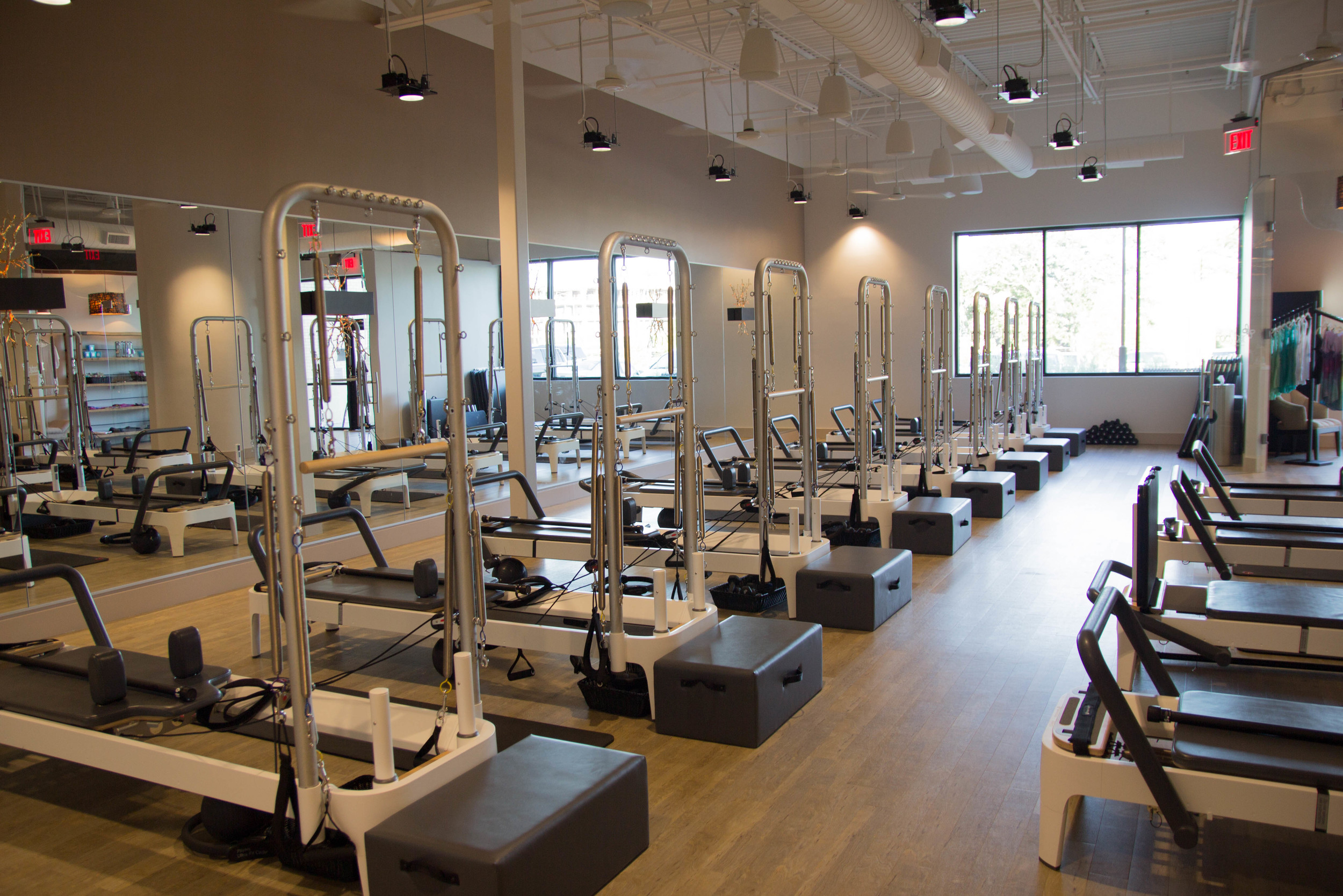 the body bar southlake, pilates, joe pilates, reformer workout, low energy workout with high impact, most versatile workout