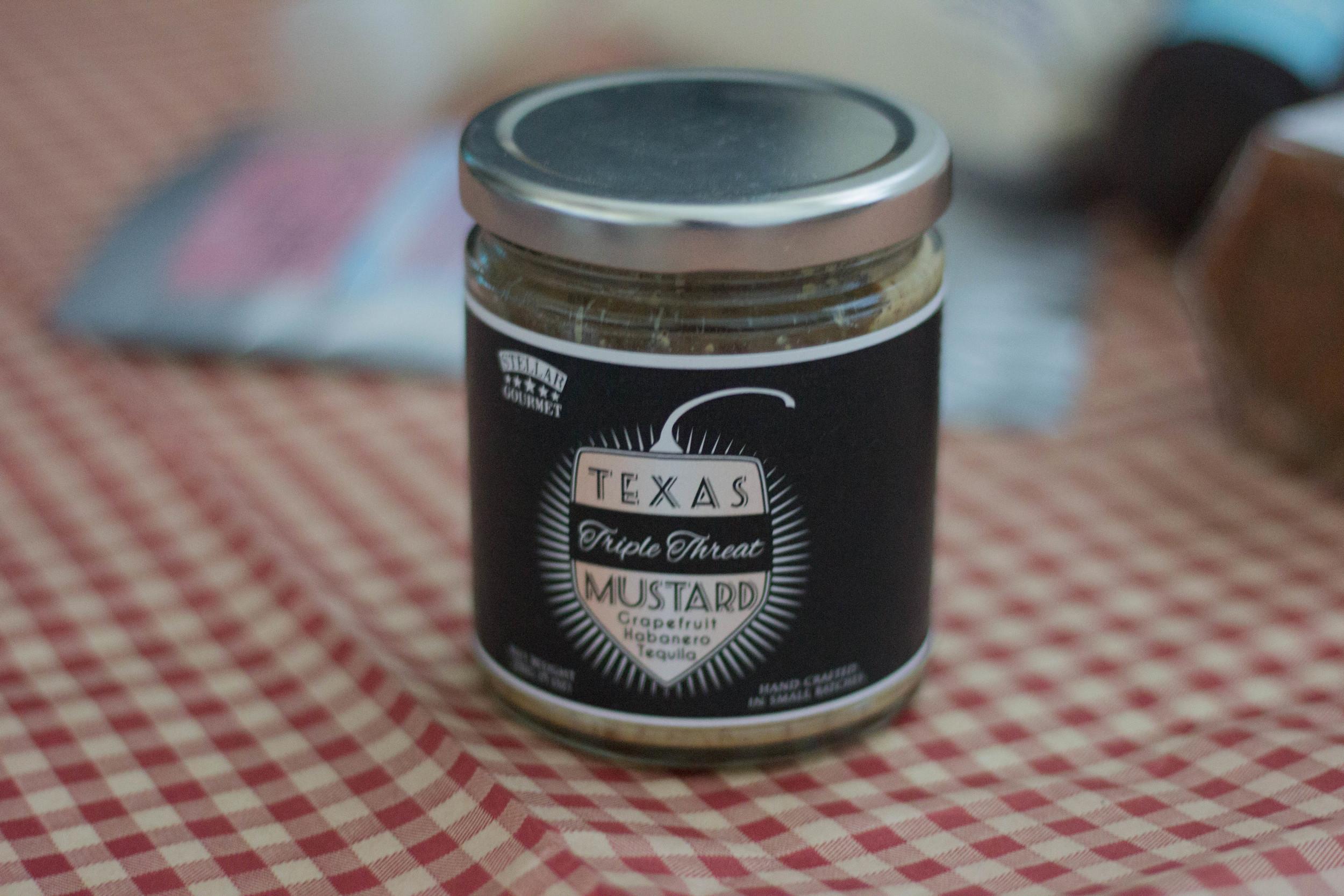 my texas market, barbeque box, bbq, peach paradise tea, natural bug repellent