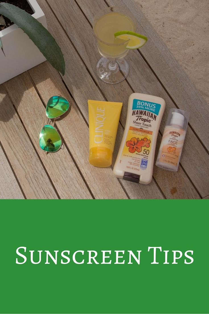 Sunscreen Tips, cayman brac, hawaiian tropic, sunshine, island