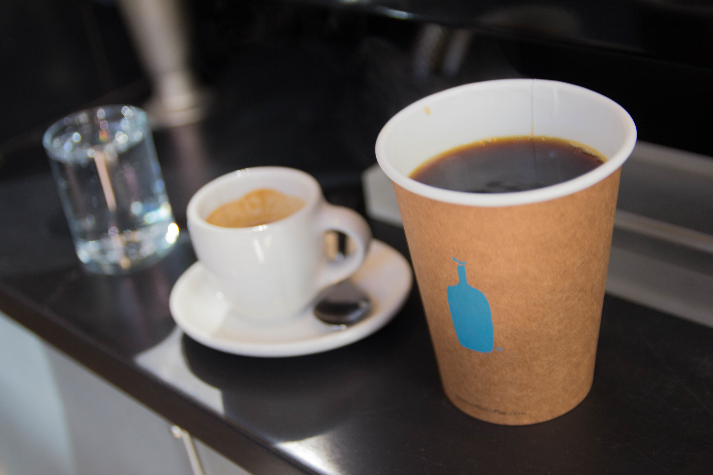 where to get coffee in san francisco, california, blue bottle