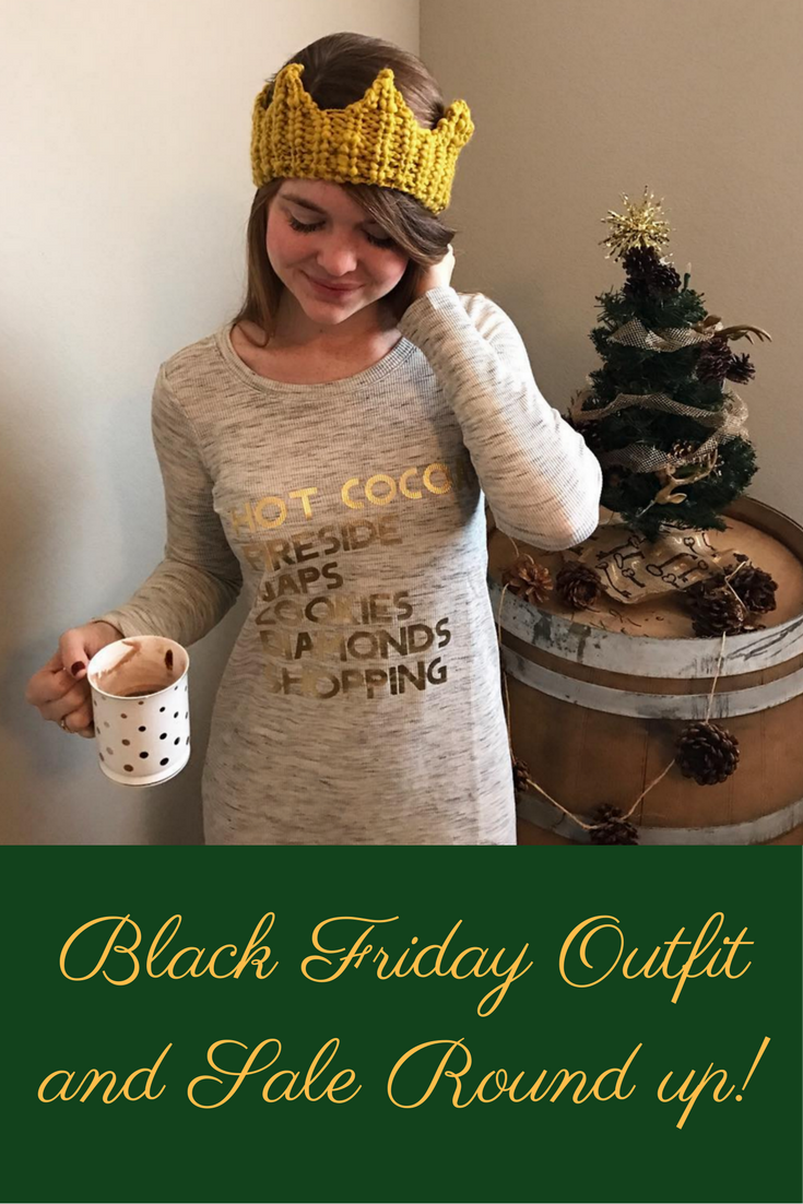 black friday sales, outfit round up, instagram round up, american eagle, aerie real, hot chocolate, christmas, christmas pajama guide