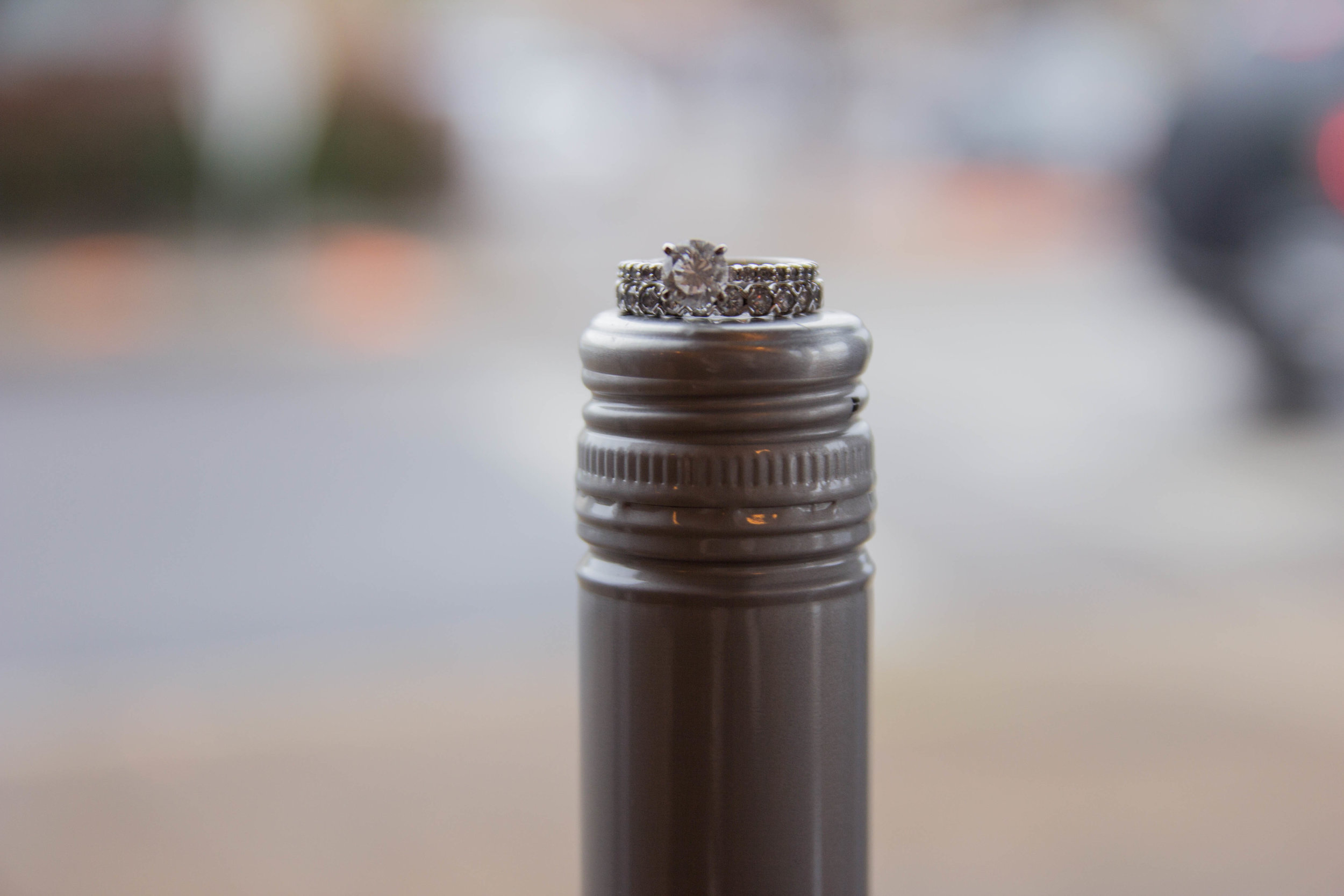 jewelers mutual, fuller's jewelry, where to get your engagement ring in dallas, where to get your wedding rings in dallas, wine poste, bar anatomie, neighborhood cellar, bishop arts district, rose all day, how to keep your engagement ring shiny even after the wedding