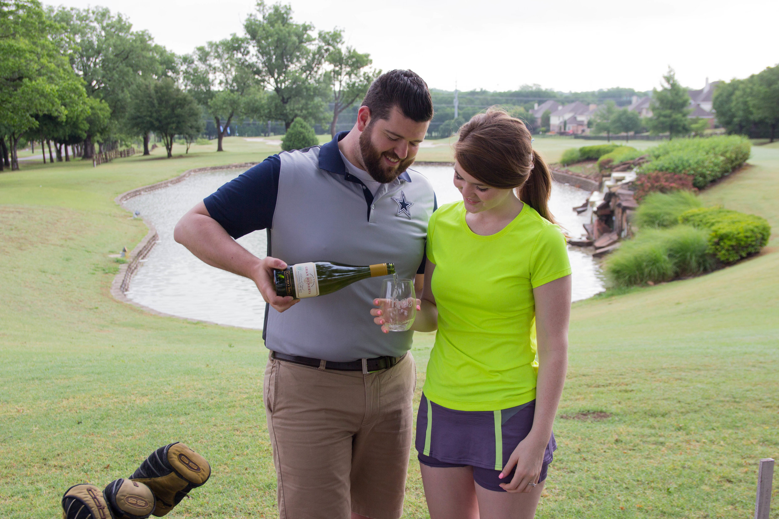 concha y toro gran reserva wine, golfweek, nike, air max thea, firewheel golf course, kate spade his and her wine glasses, cobras golf clubs