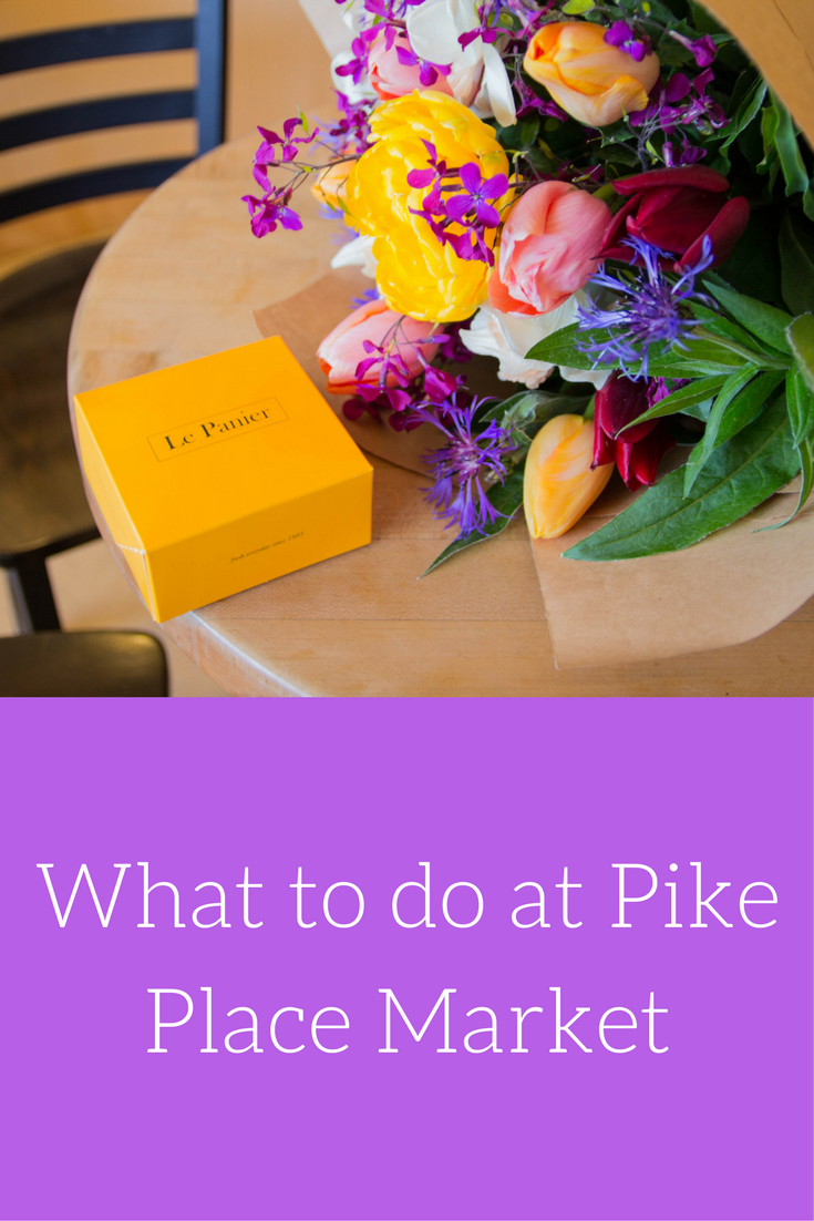 what to do at pike place market, seattle, washington