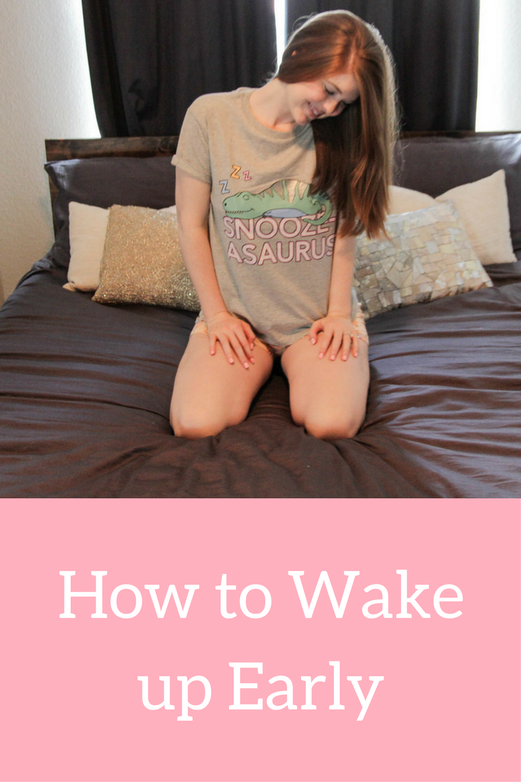 how to wake up early, alarmy app, sleep if u can, topshop snoozeasaurus, parachute home, dallas lifestyle blogger