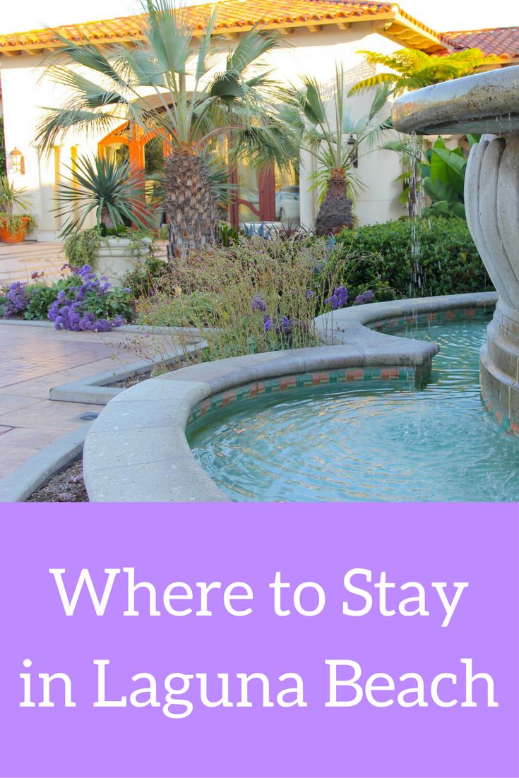 where to stay in laguna beach, laguna beach resorts, laguna beach hotels, monarch beach resort, dana point, visit california