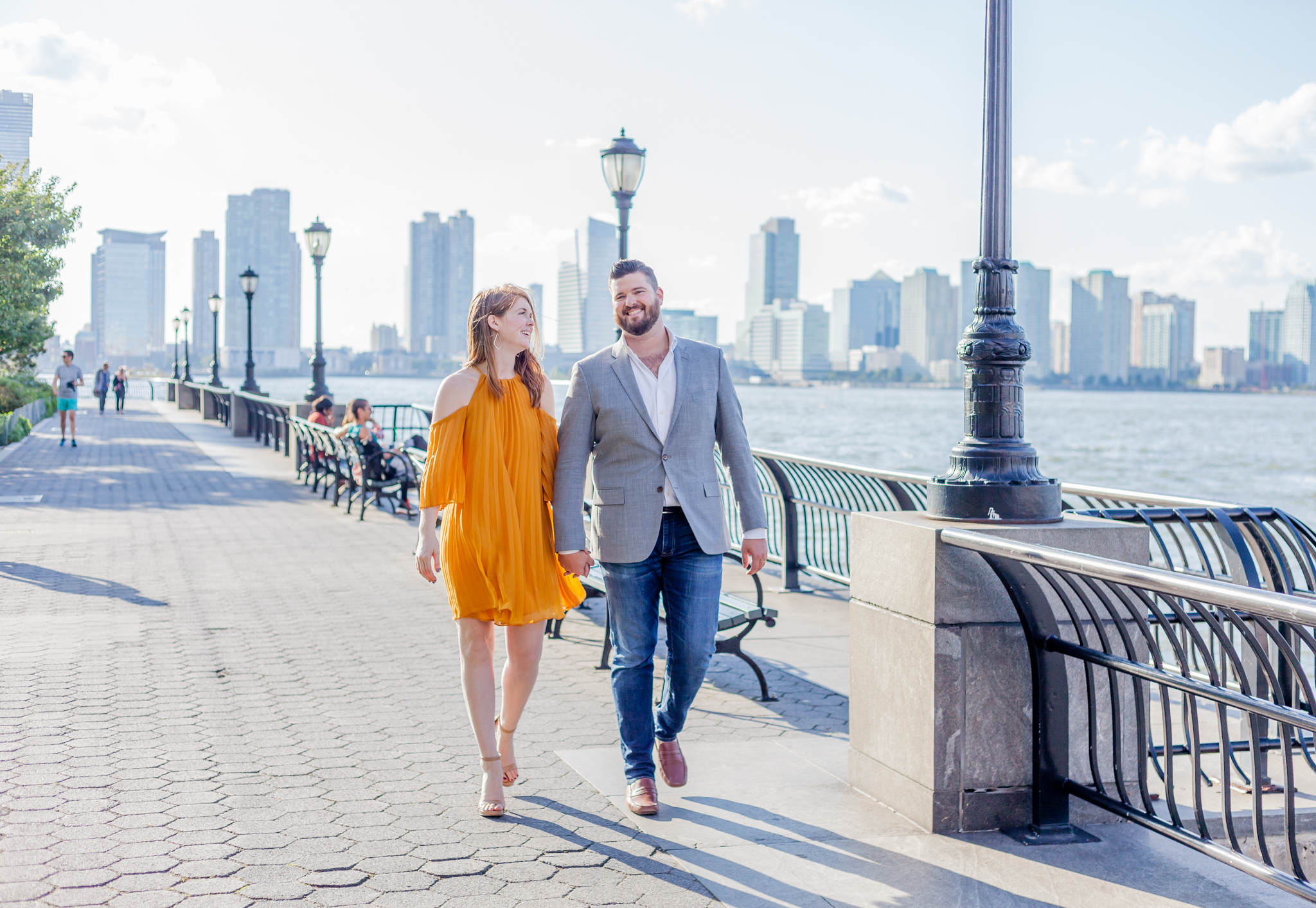 bb dakota gretal dress, nyfw, ss18, david coe photo, lower manhattan, TriBeCa, what we learned during our first year of marriage, wedding, relationship tips