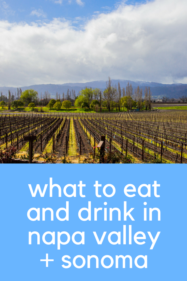 napa travel guide, where to eat and drink in napa valley and sonoma, things to do in napa, wine country, california, what wineries to visit in napa, where to eat lunch in napa, zd vineyards