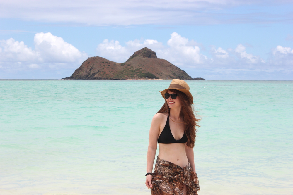 cruelty-free and nontoxic self tanner, sunless tanner, what self tanner is best, best bronzers, north shore, hawaii, lanikai beach