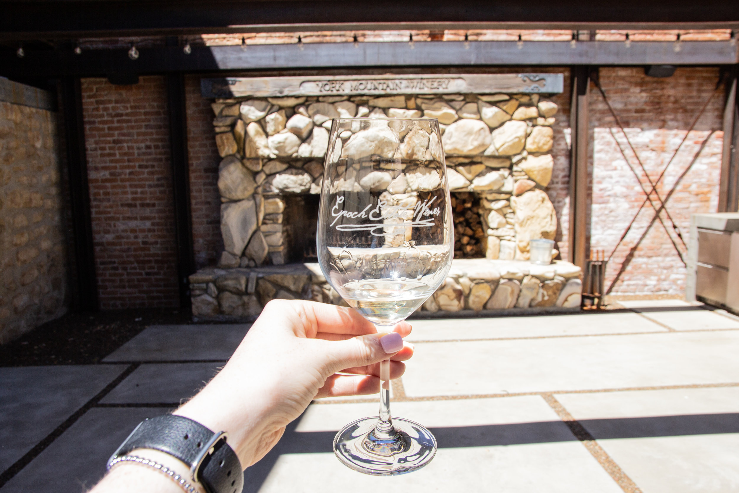 epoch estate wines, paso robles, california, what wineries to go to in paso robles, best wineries in central coast, york mountain winery, ascension winery, couples trip, ellespann, travel blogger, visit california, lments of style
