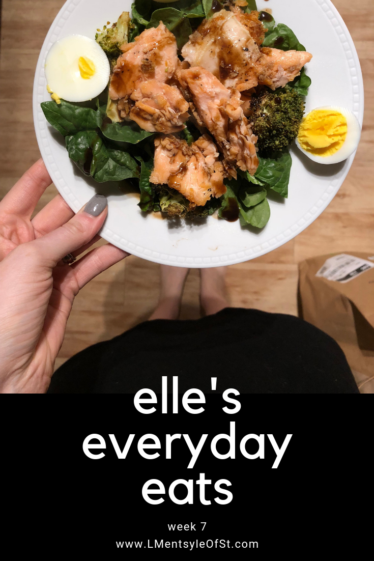 elle's everyday eats, easy dinner ideas, healthy dinner ideas, dinner ideas that don't take long to make, lments of style, ellespann, food blogger, dallas foodie