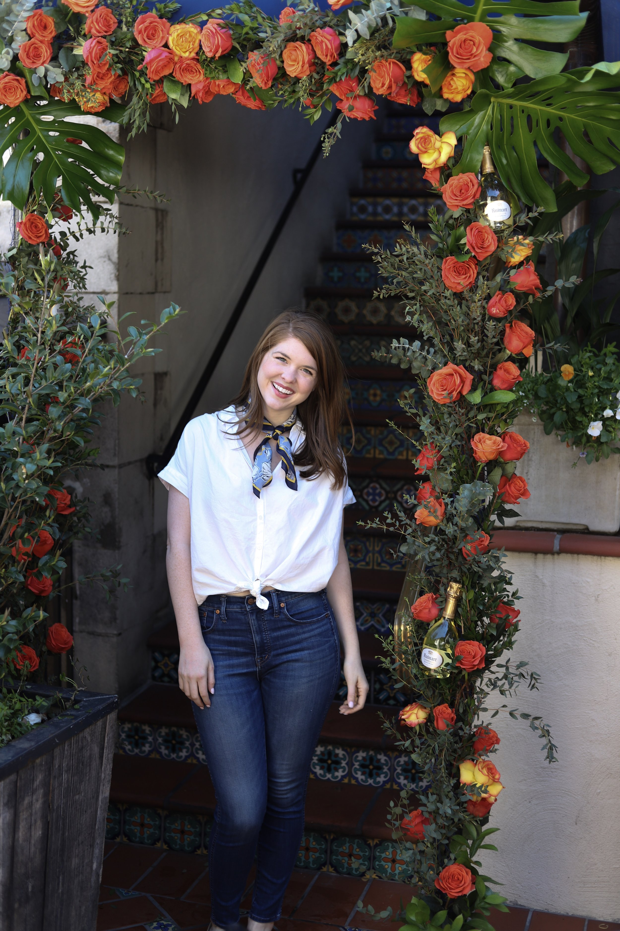 style for every body, petite, plus size, curvy, short, tall, jeans, madewell, good american, american eagle, jeans for every body type, body positivity, lments of style, lauren mulenos, ellemulenos, dallas bloggers