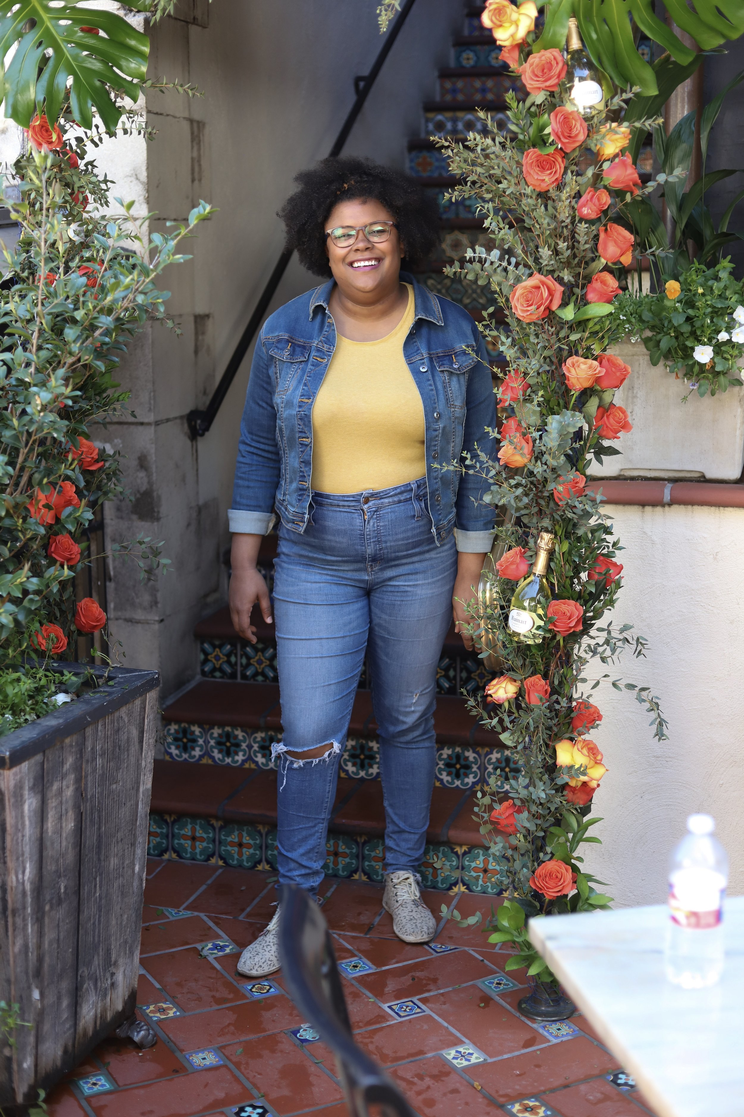 style for every body, petite, plus size, curvy, short, tall, jeans, madewell, good american, american eagle, jeans for every body type, body positivity, the ginger marie blog, dallas bloggers