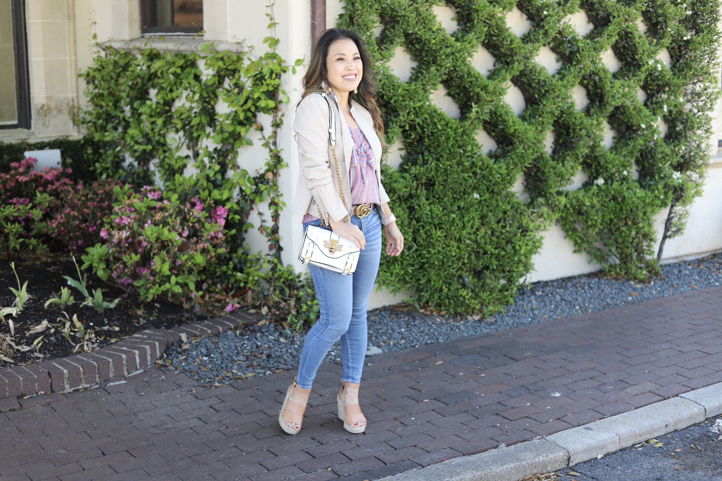 style for every body, petite, plus size, curvy, short, tall, jeans, madewell, good american, american eagle, jeans for every body type, body positivity, cute and little, dallas bloggers