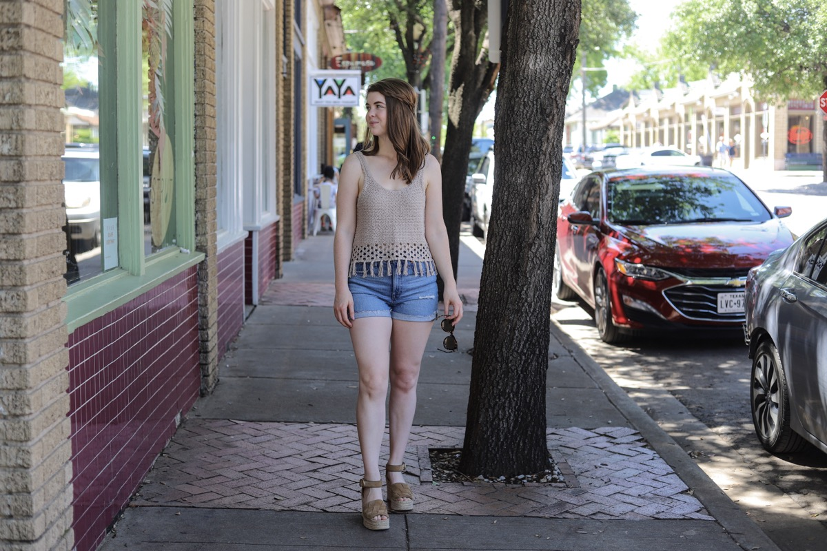 style for every body shorts edition, short, petite, curvy, tall, plus size, cut offs, denim shorts, lments of style, ellemulenos, madewell shorts