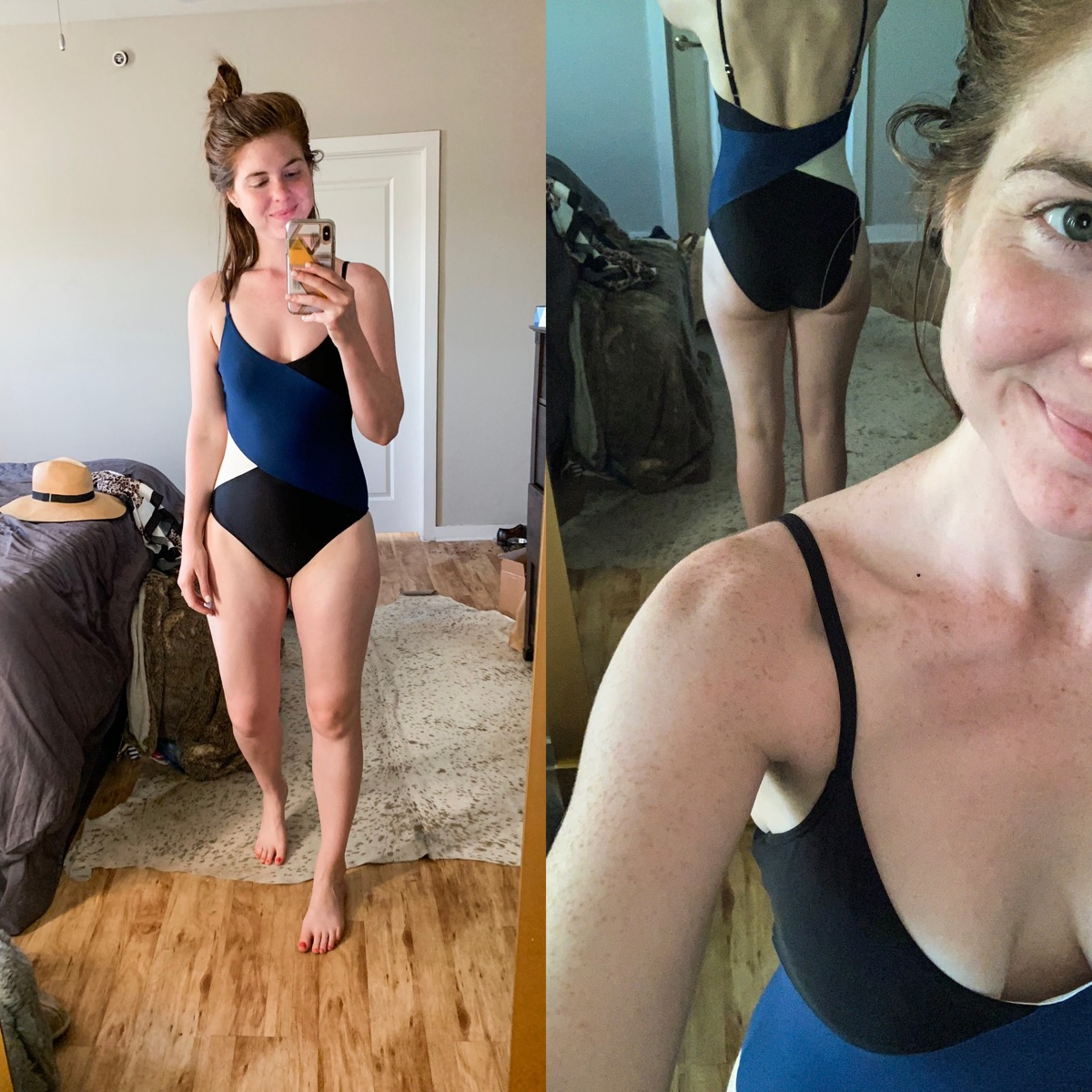 the marina, are summersalt swimsuits worth the price, honest summersalt reviews, designer swimwear, swimwear for every body type,  cute one piece swimsuits, plus size swimwear