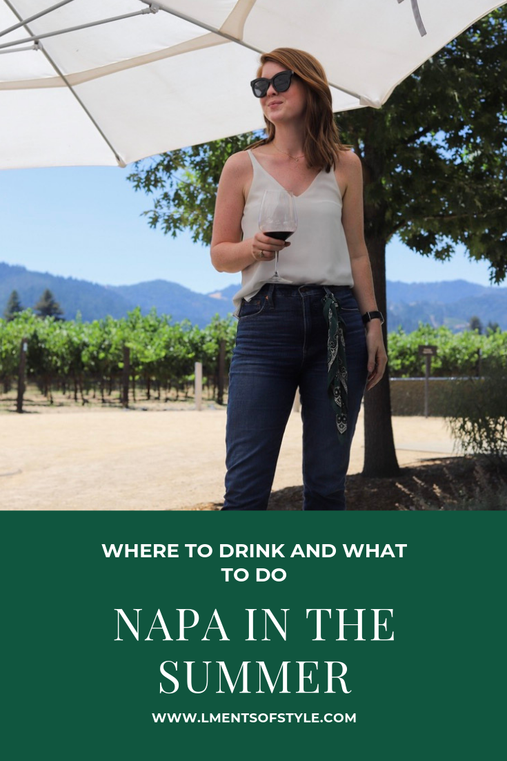 summer in napa, what to do in napa, where to eat and drink in napa,  cliff lede, quintessa, hall wines, duckhorn, farmstead, napa valley olive oil manufacturing, travel blogger, visit california, visit napa valley, ellemulenos