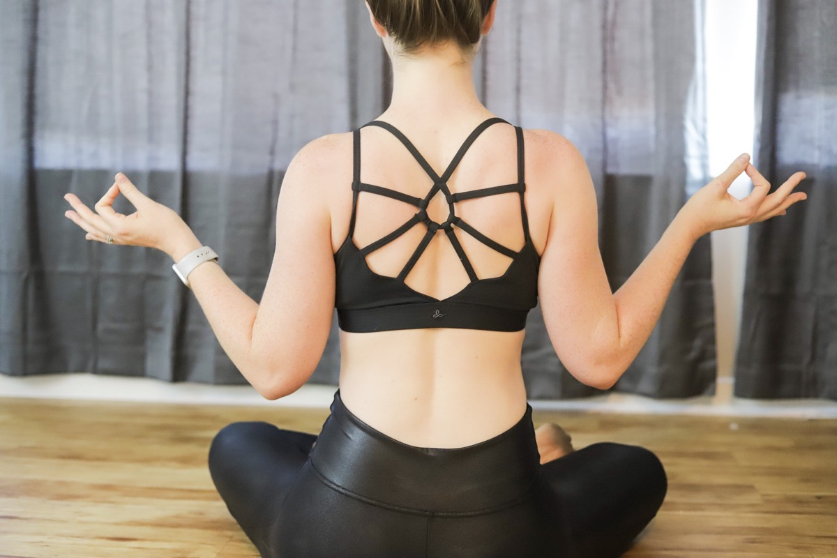 what to expect from your first corepower yoga class, yoga everyday, spanx faux leather leggings, is corepower yoga worth the money, yoga before and after, ellemulenos, lments of style