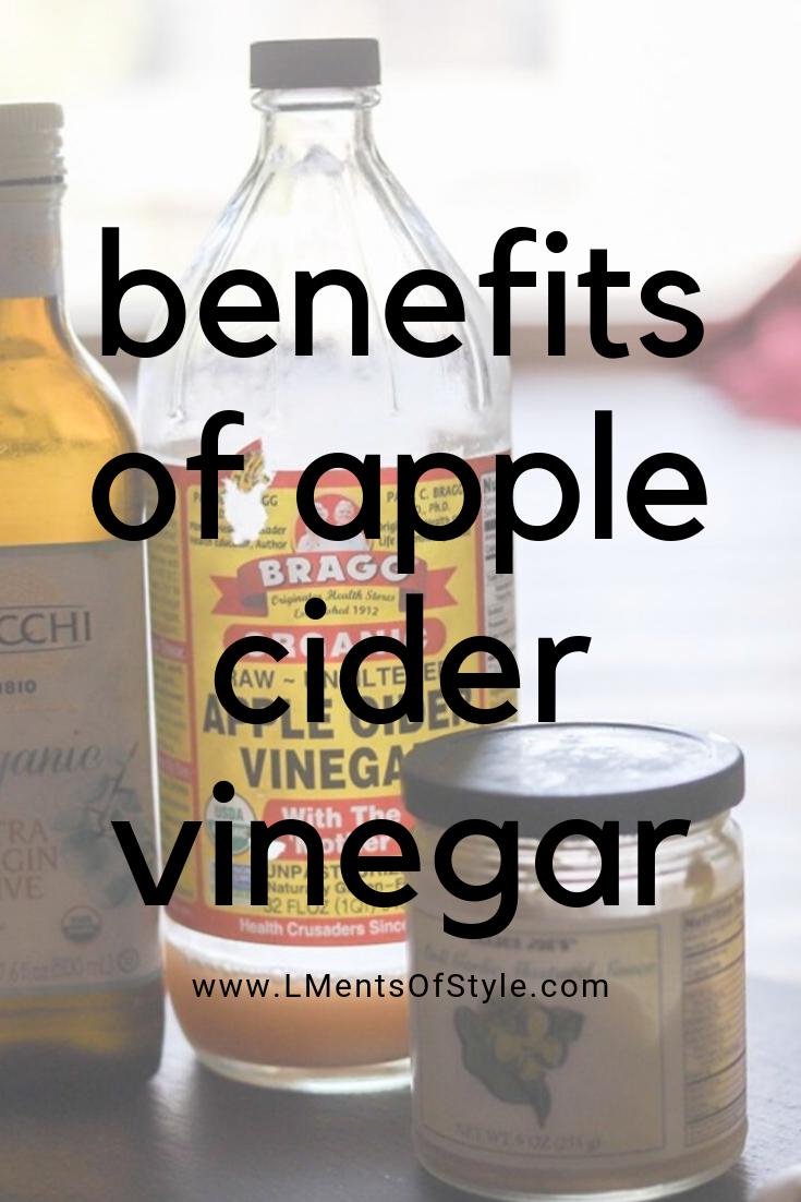 Benefits of Apple Cider Vinegar + My Favorite Uses, uses for apple cider vinegar, what is ACV, what to use apple cider vinegar for, apple cider vinegar salad dressing, lments of style, ellemulenos