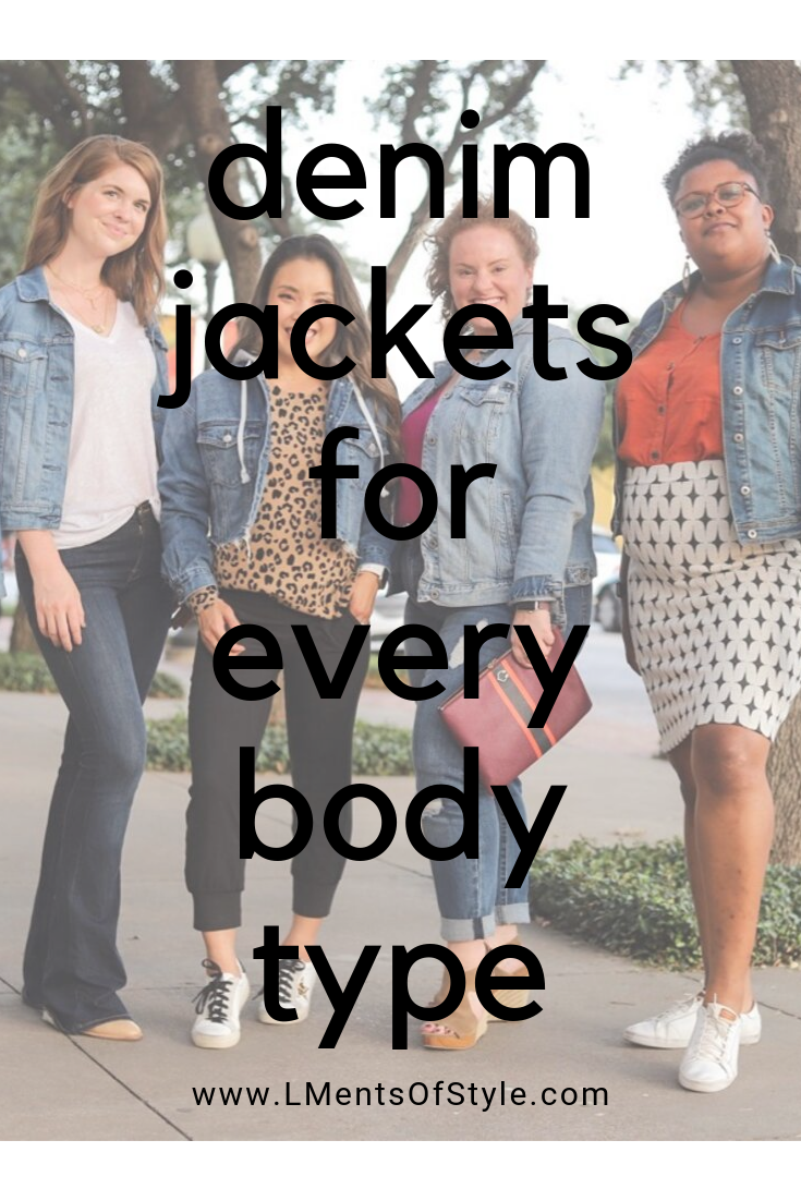 style for every body denim jacket edition, lments of style, cute and little, the healthy curve, the ginger marie blog, body positivity, body posi, ellemulenos, denim jackets for every body type
