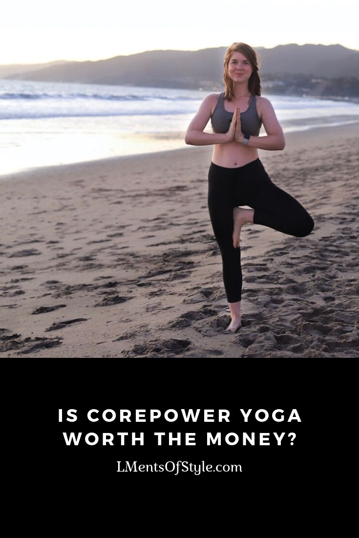 2.pngis corepower yoga worth the money, where to practice yoga, where to do yoga, honest corepower review, santa monica beach, best yoga studio, lments of style, ellemulenos