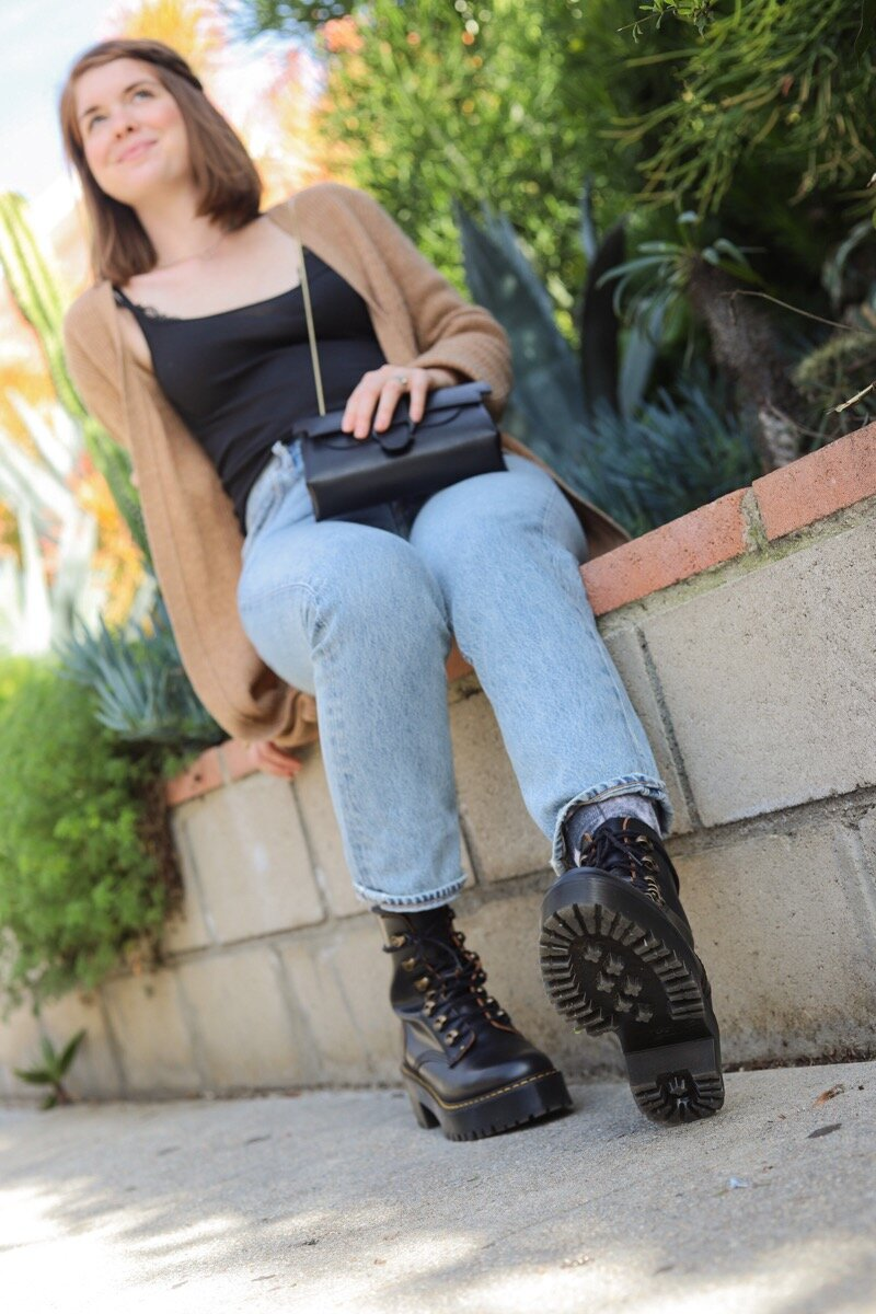 dm look alike boots
