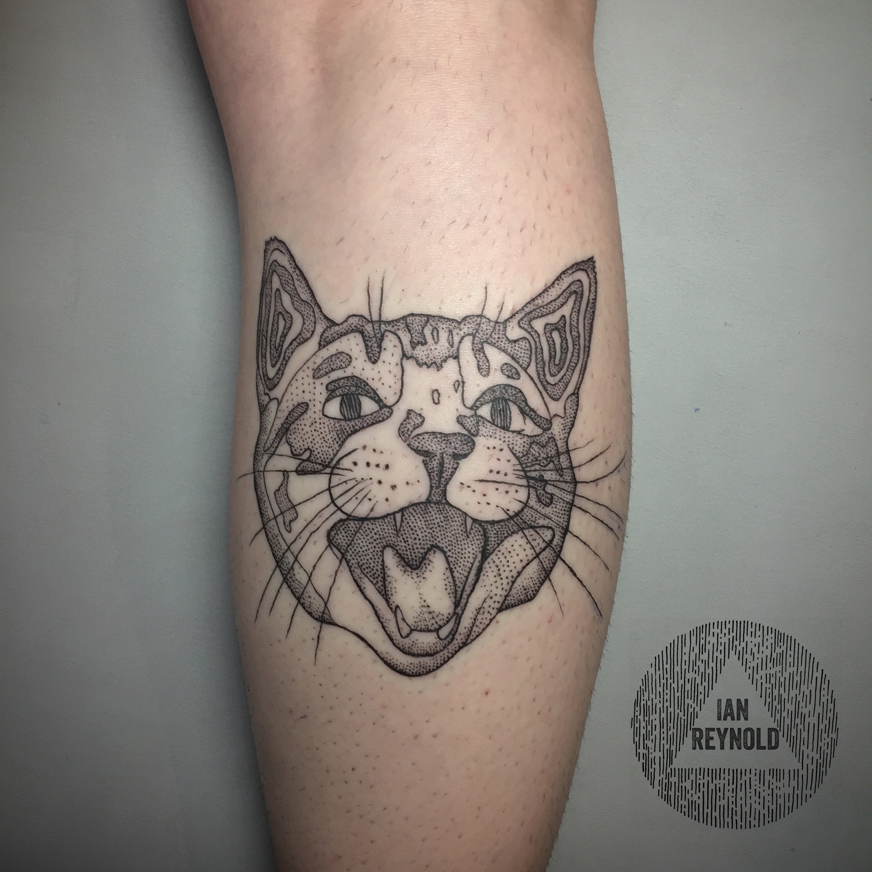 Cat Head number 1
