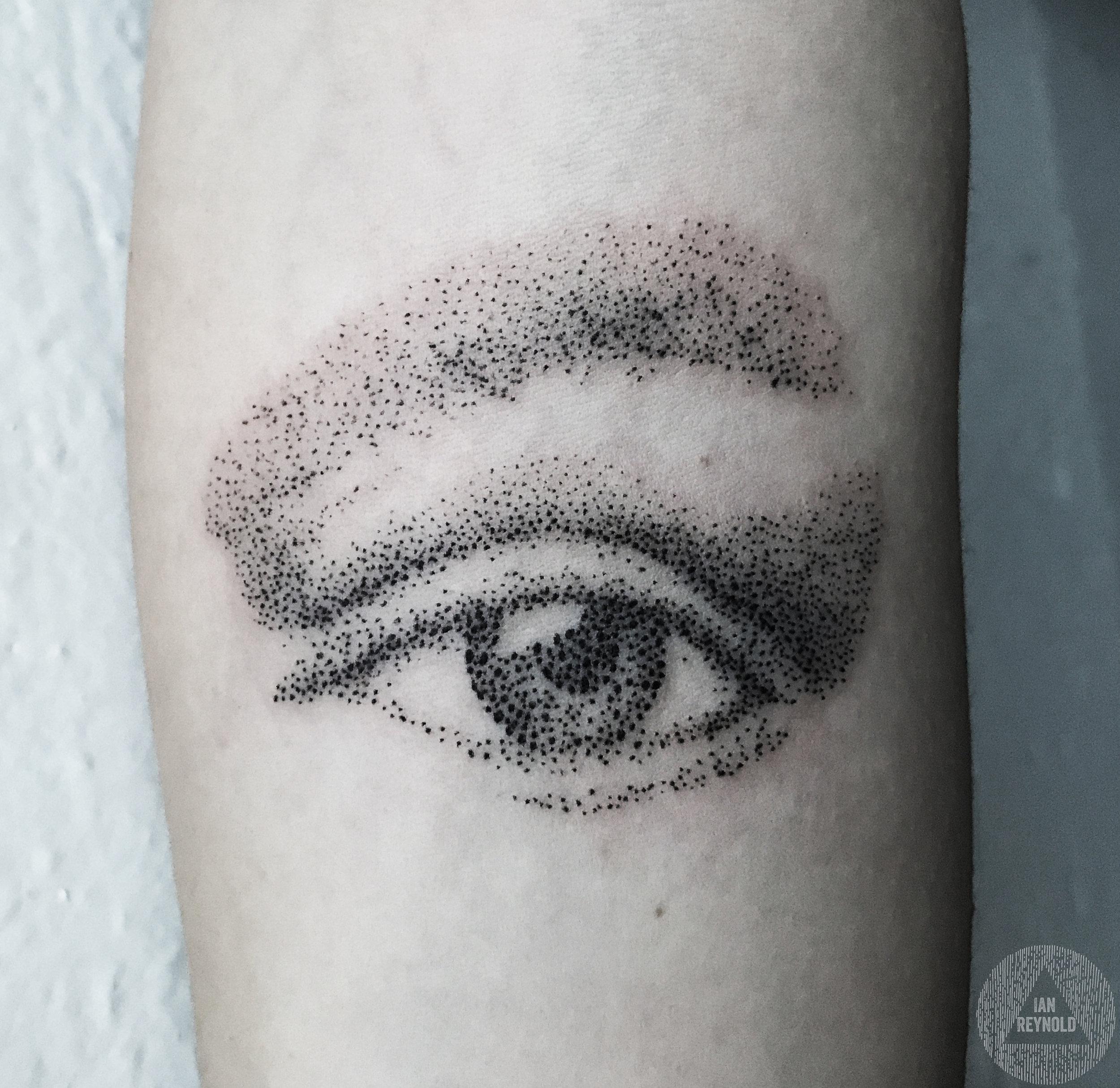 Pointillist Eye