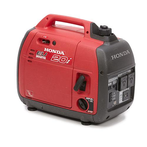 <p><strong>Honda Generator</strong>$60 per day<br>EU Inverter 20L</p>