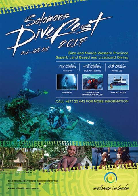 Solomons Dive Fest 2017