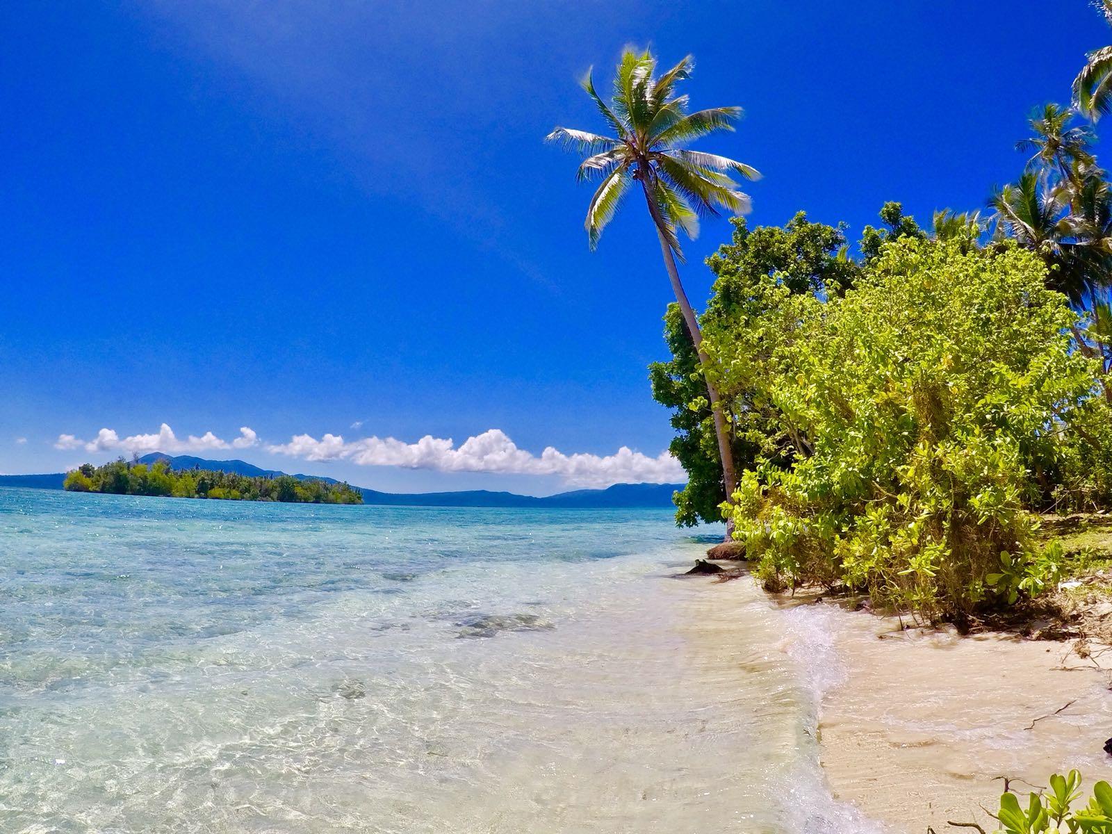 Magical Munda Training Beach