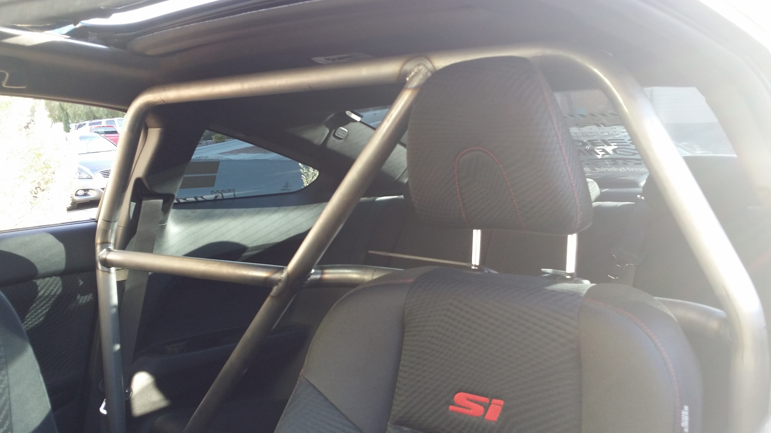 2013 Honda Civic Si FG4 Coupe Roll Cage