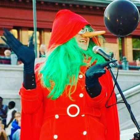 #throwbackthursday #2010 #downtown#providence #weirdo #livemusic #liveshow #costumechange
