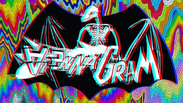 TONIGHT @unchartedgallery [VIENNAGRAM:] 3D #bostonmusicscene #lowellma #independant #filmfestival #southcoast #punk #rockandroll #psychedelic #experimental #artistsofinsta