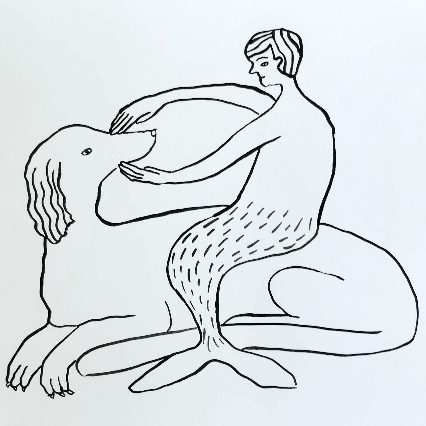 Merman Dog Whisperer