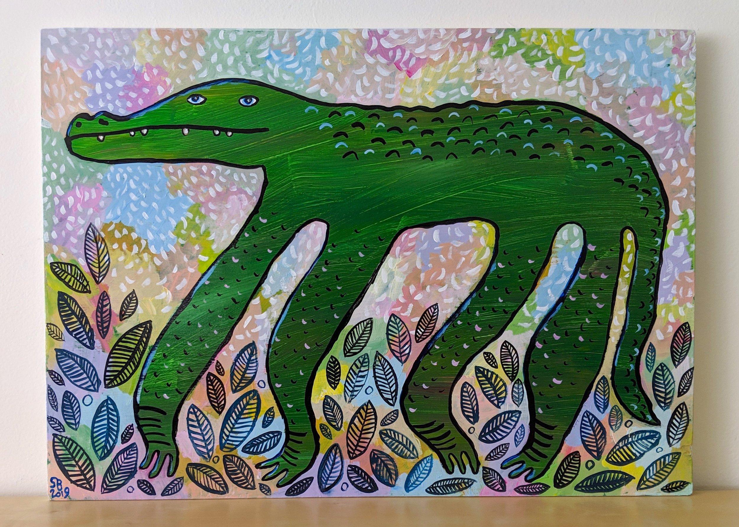 Land of the Long Legged Alligator