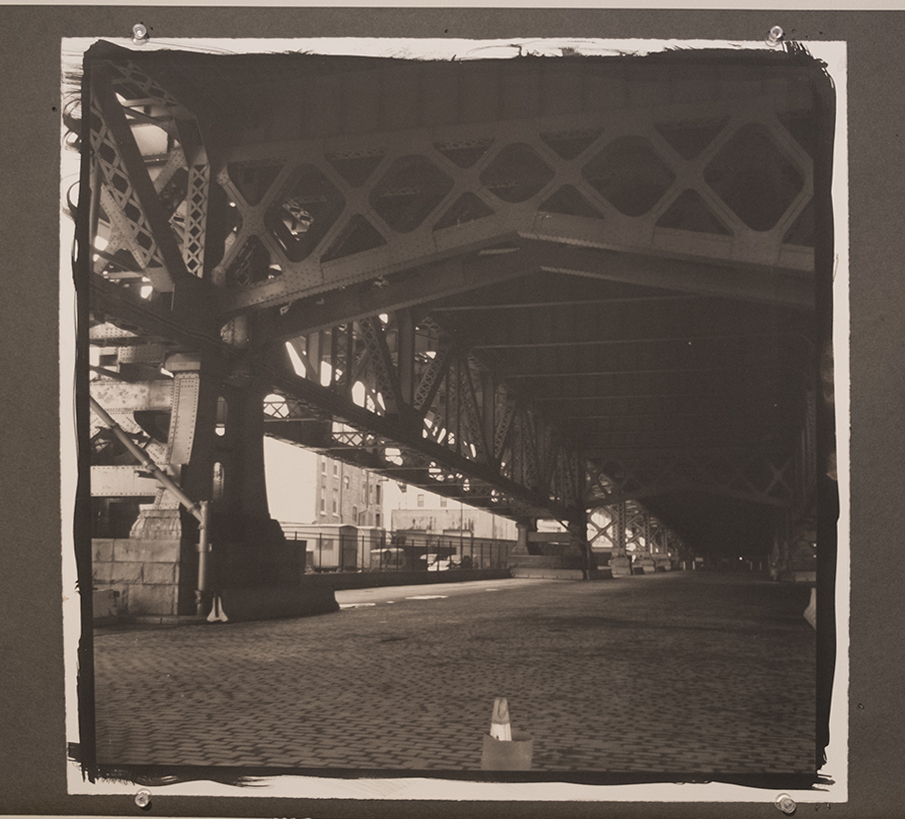 Under the Bridge, Philadelphia
