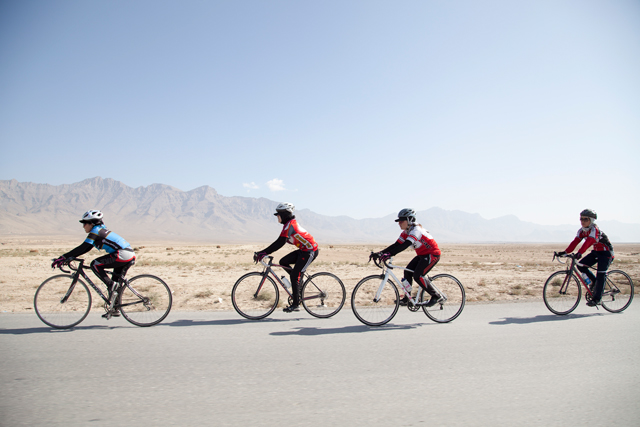 Photo by Jenny Nichols / Afghan Cycles