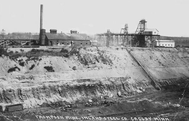 Image courtesy of Minnesota Mining History