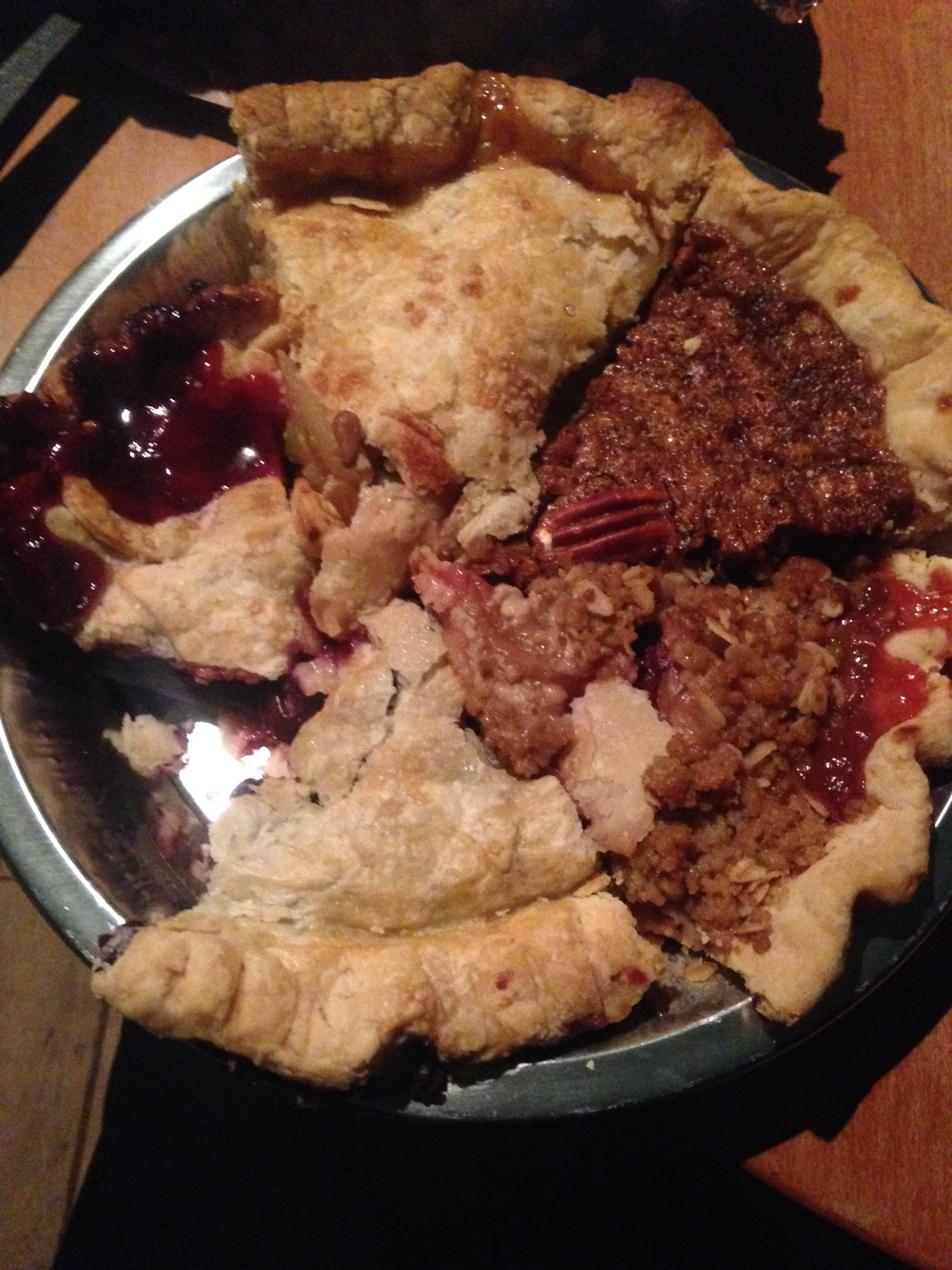 The best pie I have ever!!!