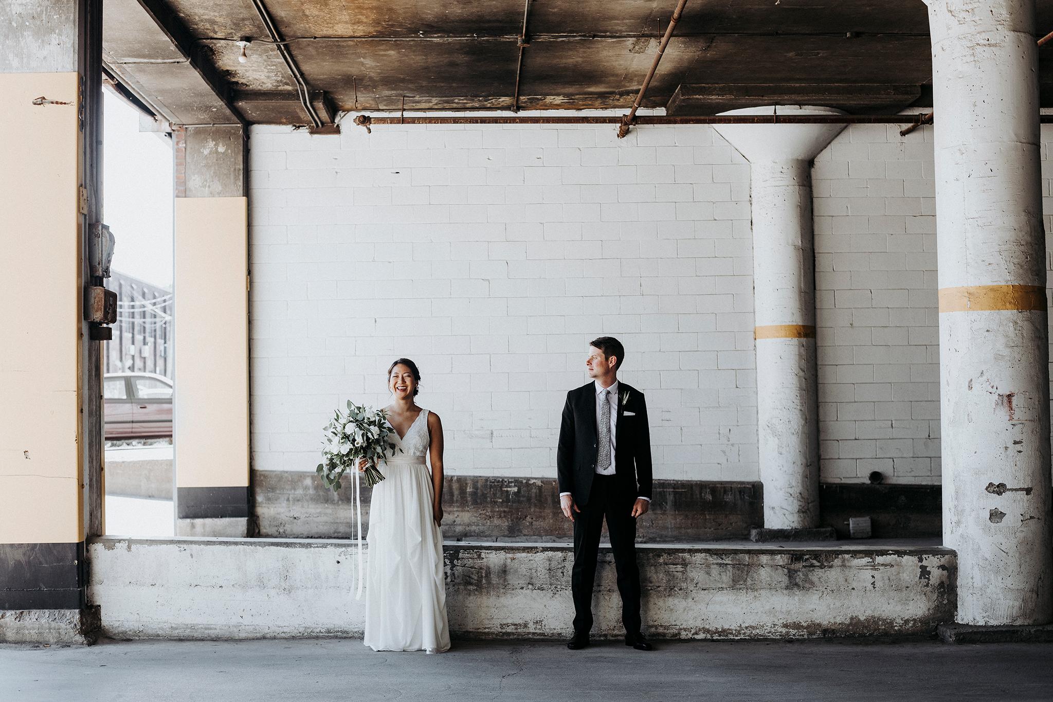 Christine & Andrew - Toronto, ON