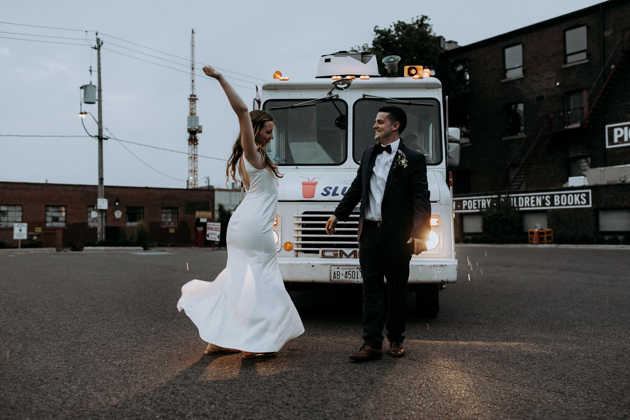 Katie & Derek - Toronto, ON
