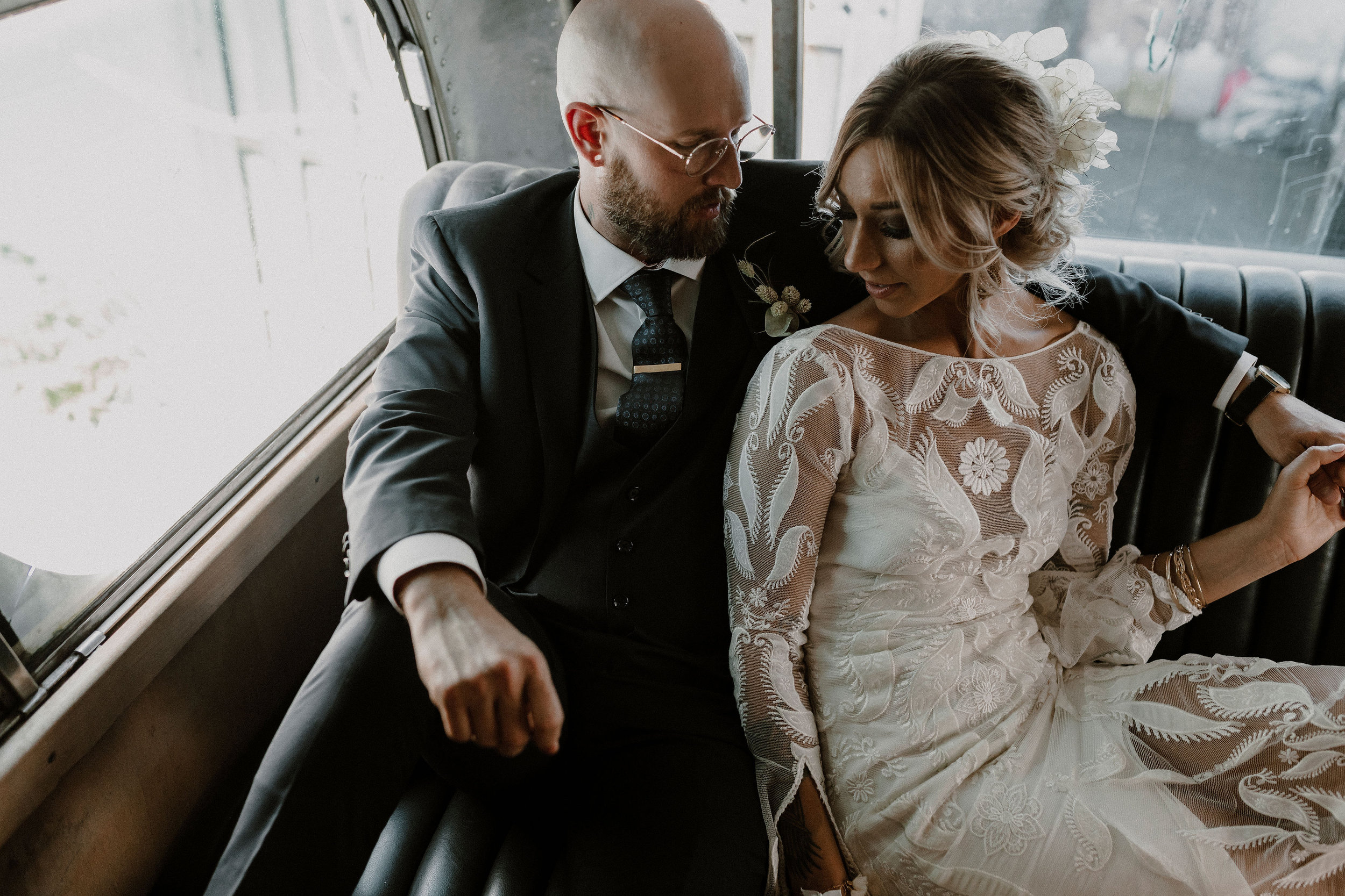 Lindsey & James - Toronto, ON