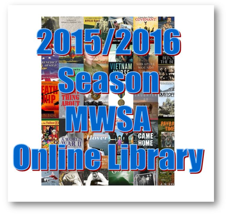 Click on the image to go to a listing of all books submitted for the 2015/2016 season