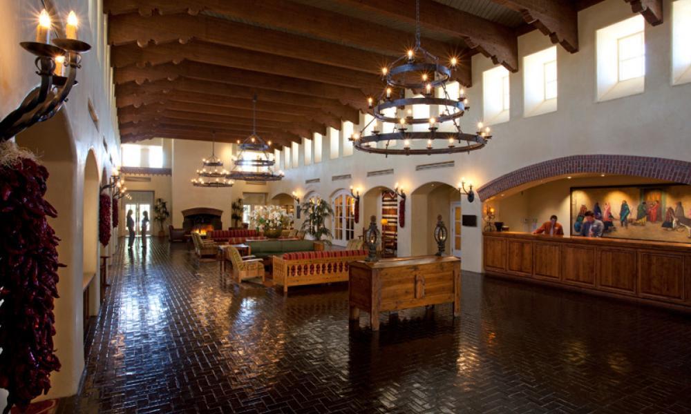 Hotel Albuquerque. Click image for hotel website.