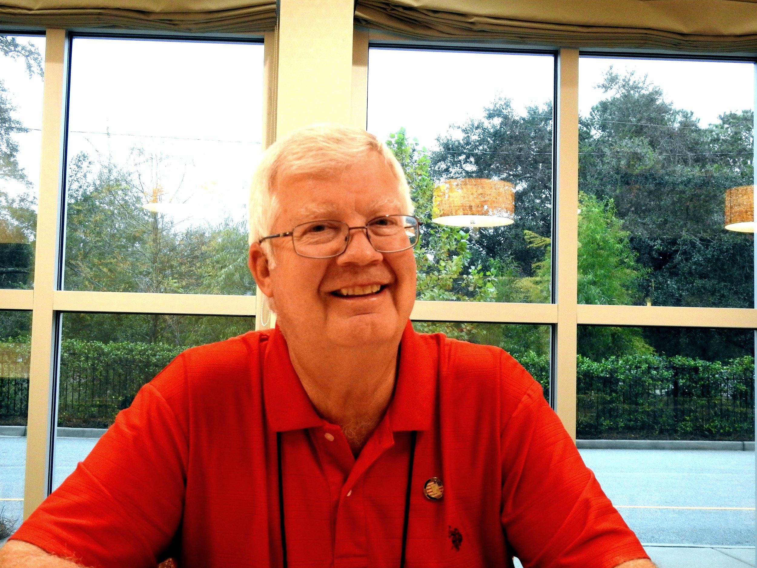 MWSA President Bob Doerr