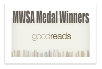 Click to see the winners on MWSA's Goodreads page