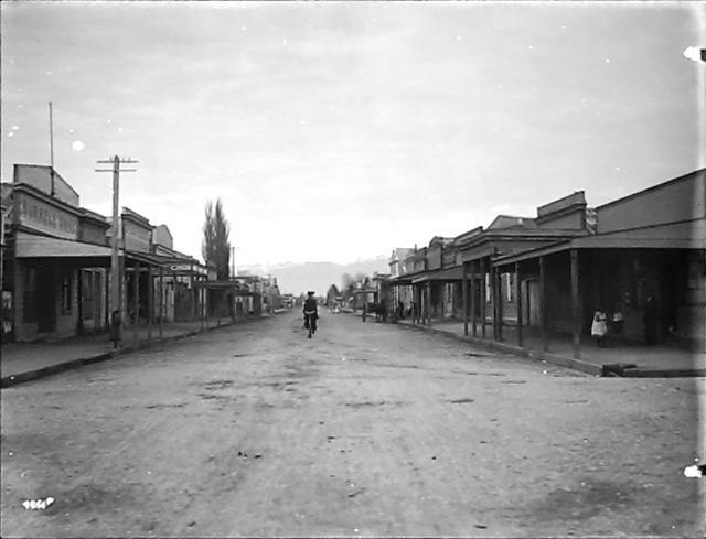 Main Street, Kumara